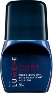Lumene Men Voima [Uplift] antiperspirant roll-on energizant 24 de ore
